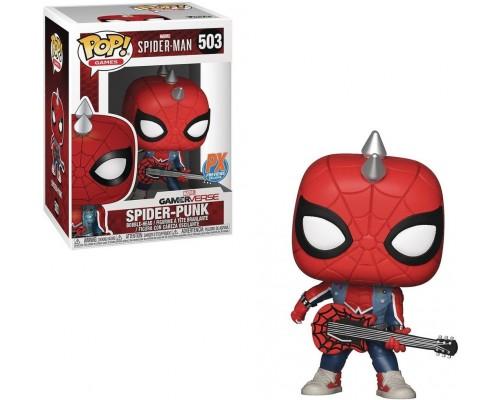 Spider-Punk 503 Funko Pop