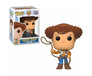 Sheriff Woody 522 Funko Pop
