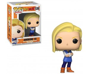 Android 18 530 Funko Pop