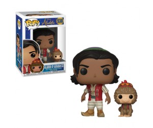 Aladdin with Abu 538 Funko Pop