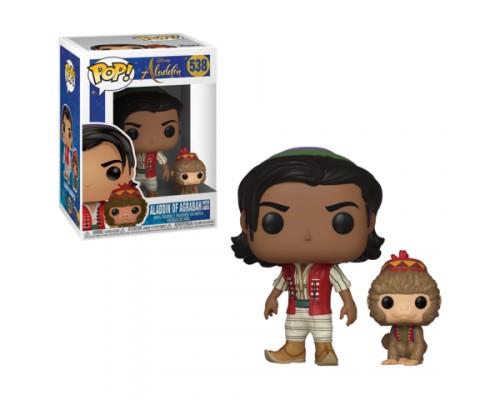 Aladdin avec Abu 538 Funko Pop
