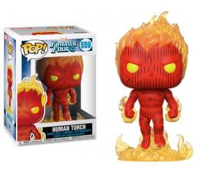 Human Torch 559 Funko Pop