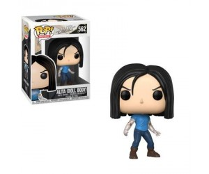 Alita (doll body) 562 Funko Pop