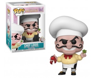 Chef Louis 567 Funko Pop