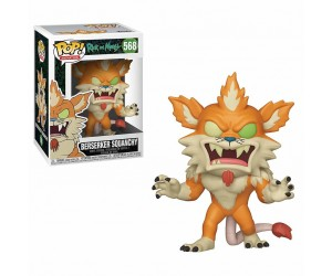 Beserker Squanchy 568 Funko Pop