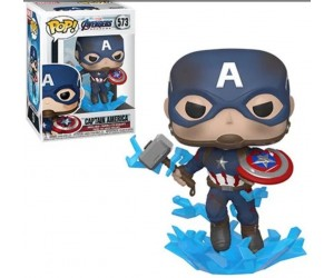 Captain America 573 Funko Pop