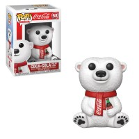Coca-Cola Polar Bear 58 Funko Pop