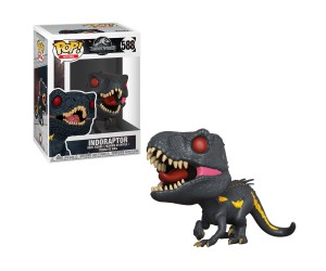 Indoraptor 588 Funko Pop