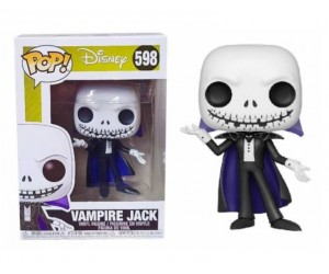 Vampire Jack 598 Funko Pop