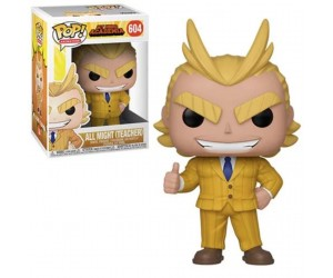 All Might (Teacher) 604 Funko Pop