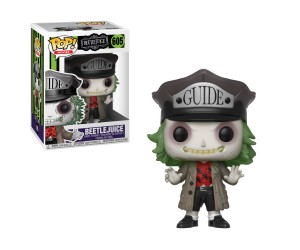 Beetlejuice 605 Funko Pop