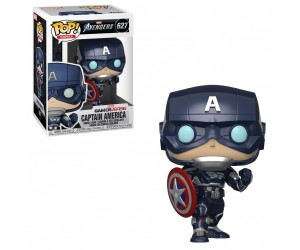 Captain America 627 Funko Pop