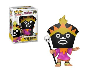 Witch Doctor 630 Funko Pop