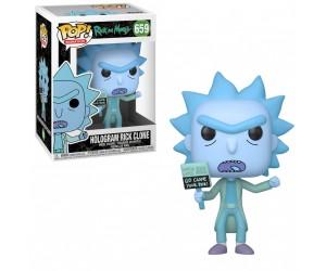 Hologram Rick Clone 659 Funko Pop