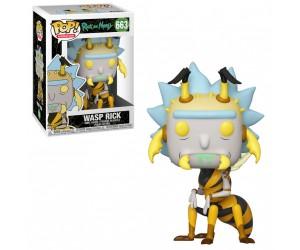 Wasp Rick 663 Funko Pop