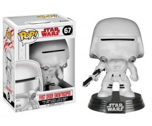 First Order Snowtrooper 67 The Last Jedi Funko Pop