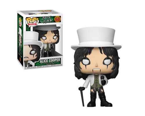 Alice Cooper 68 Funko Pop