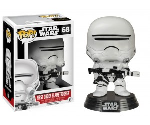 Flametrooper First Order 68 Funko Pop