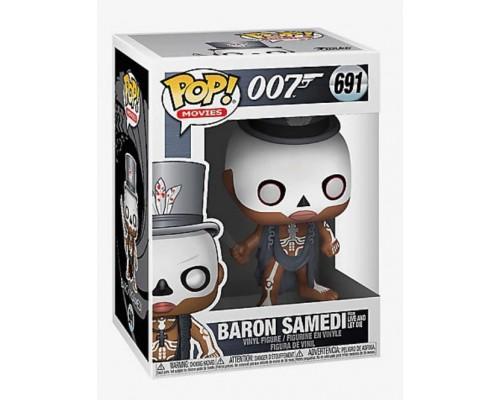 Baron Samedi 691 Funko Pop