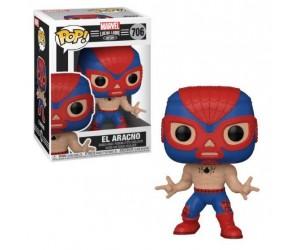 El Aracno 706 (Spider-Man) Funko Pop