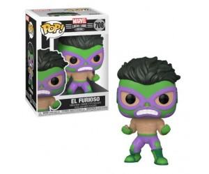 El Furioso 708 (Hulk) Funko Pop
