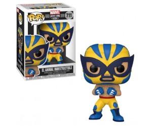 El Animal Indestructible 711 (Wolverine) Funko Pop