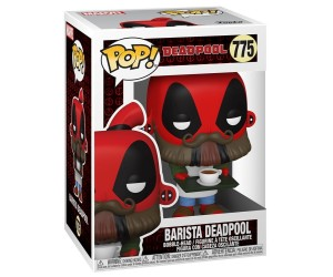 Barista Deadpool 775 Funko Pop