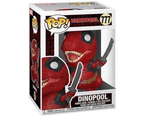 Dinopool 777 Deadpool Funko Pop