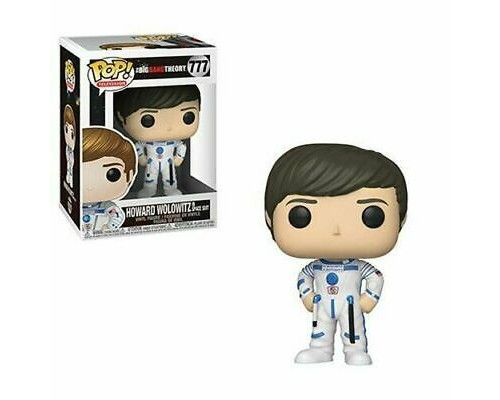 Howard Wolowitz 777 Funko Pop