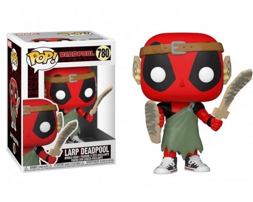 Larp Deadpool 780 Funko Pop