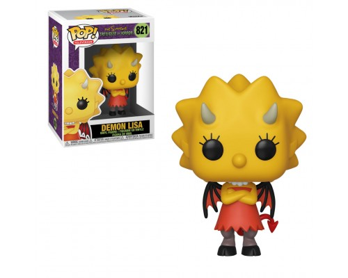 Demon Lisa 821 Funko Pop