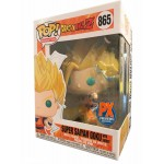 Super Saiyan Goku with Energy 865 PX Preview Funko Pop