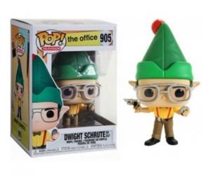 Dwight Schrute as Elf 905 Funko Pop