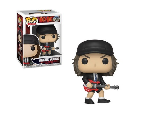 Angus Young 91 Funko Pop