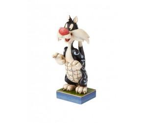 Gros Minet et ses Griffes - Heartwood Jim Shore Looney Tunes