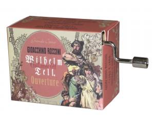Guillaume Tell #238 Rossini Handcrank Music Box