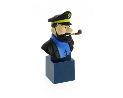 Buste du Capitaine Haddock - Tintin