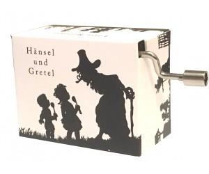 Hansel et Gretel - Lotte Reiniger #229 Boite à Musique à Manivelle