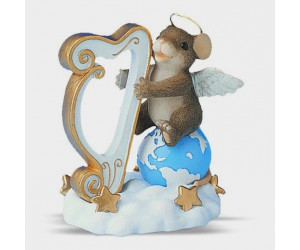 Harp The Herald Angel Sings - Charming Tails