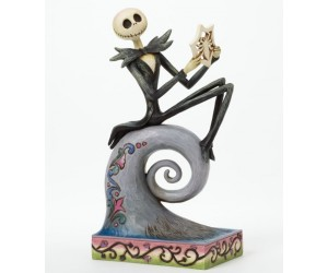 Jack Skellington Disney Tradition Jim Shore