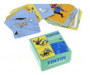 Memory Game Action - Tintin