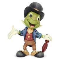 Jiminy Cricket Standing  Jim Shore Disney Tradition