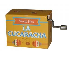 La Cucaracha #247 - Boîte à Musique à Manivelle