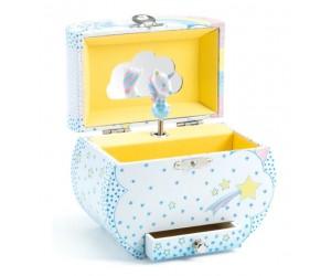 Unicorn Dream Musical Jewelry Box