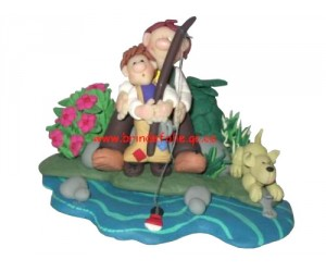 Future Fish Stories - Figurine Little Street