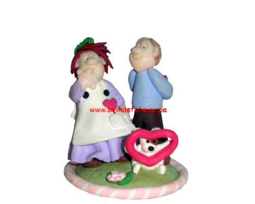 I'll Give my Heart to You - Figurine Little Street