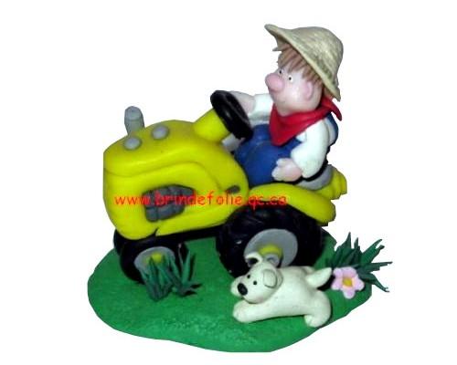 I Plow  - Figurine Little Street