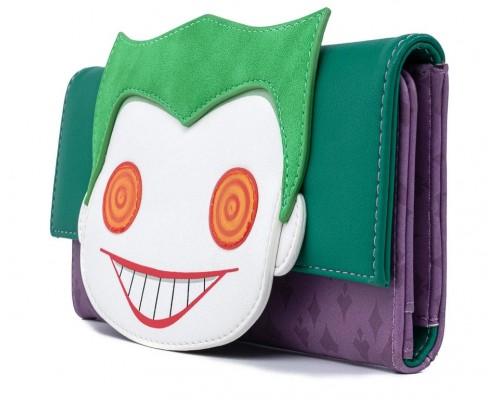 The Joker Portefeuille Loungefly