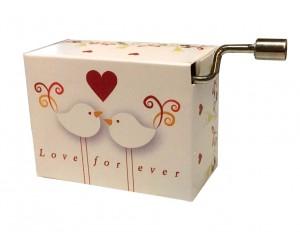 Love For Ever #218 Boîte à Musique à Manivelle