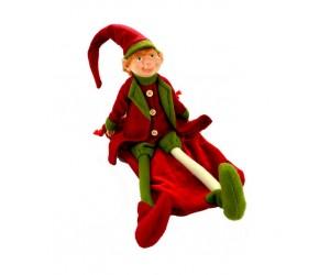 619-046 Elf Frock Coat Small